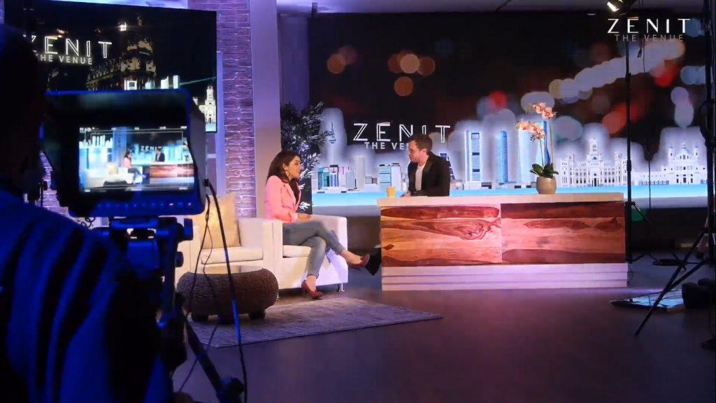 Entrevistas Zenit